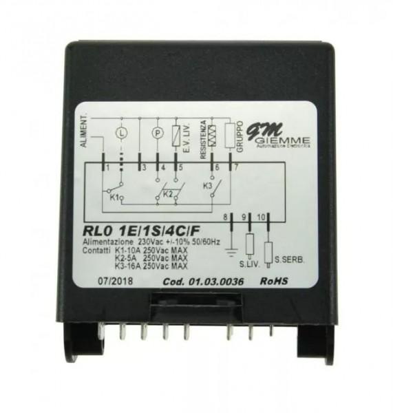 Elektronik fuer Isomac 0