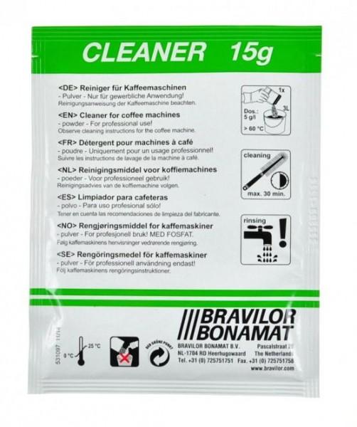 Cleaner Reinigungsmittel 15G fuer Bonamat Vorderseite