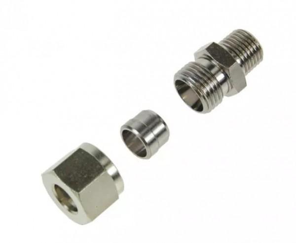 Anschluss Adapter 10mm 1 4 zum Kessel fuer Quick Mill Andreja 0