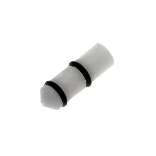 Verbindung Cappuccinatore mit O Ringen fuer Saeco 0