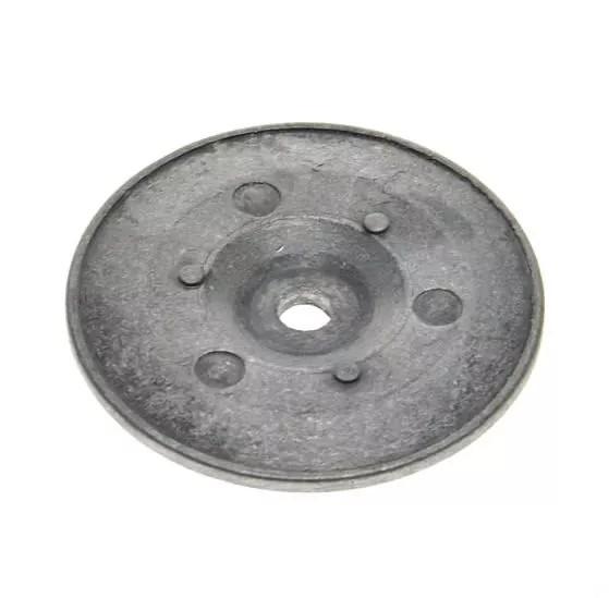 Scheibe zu Dusche Aluminium fuer Quickmill 0
